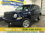 2013 Jeep Patriot Sport 4WD w/Low Miles