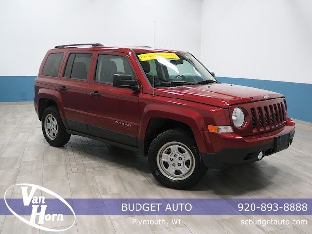 2013 Jeep Patriot Sport Plymouth WI