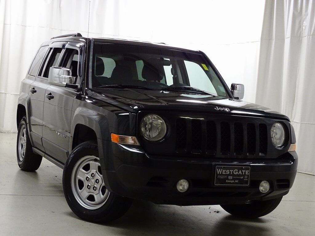 2013 Jeep Patriot Sport Raleigh NC