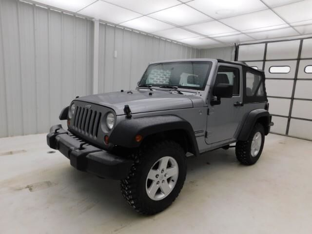 2013 Jeep Wrangler 4WD 2dr Sport Manhattan KS