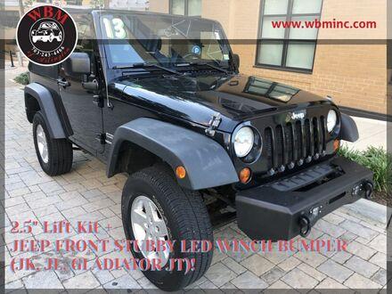 2013_Jeep_Wrangler_4WD Freedom Edition_ Arlington VA