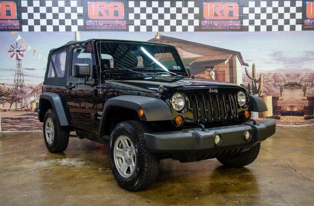 2013 Jeep Wrangler Freedom Edition Bristol PA