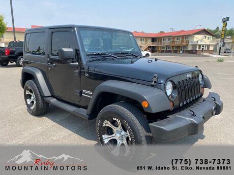 2013 Jeep Wrangler Freedom Edition Elko NV