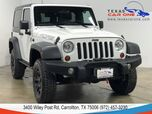 2013 Jeep Wrangler MOAB 4WD AUTOMATIC HARD TOP CONVERTIBLE LEATHER HEATED SEATS ALL
