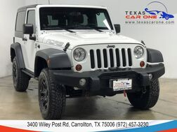 2013_Jeep_Wrangler_MOAB 4WD AUTOMATIC HARD TOP CONVERTIBLE LEATHER HEATED SEATS ALL_ Carrollton TX