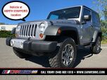 2013 Jeep Wrangler RUBICON 4WD AUTOMATIC