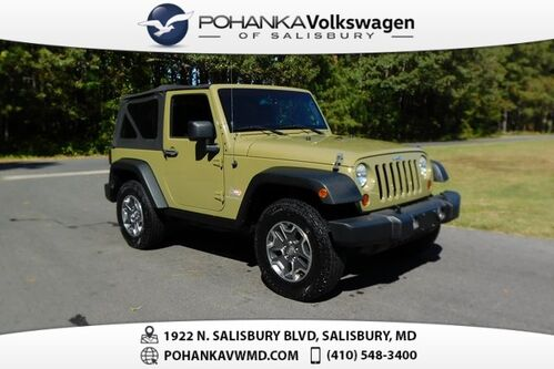 2013_Jeep_Wrangler_Rubicon ** PRICE DROP ** CHECK IT OUT **_ Salisbury MD