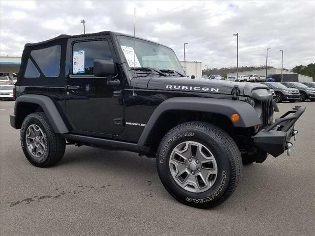 2013 Jeep Wrangler Rubicon Chattanooga TN