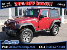 Jeep Wrangler Rubicon East Windsor CT