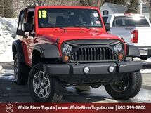 2013 Jeep Wrangler Rubicon White River Junction VT