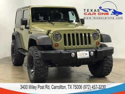 2013_Jeep_Wrangler_SPORT 4WD HARD TOP CONVERTIBLE CRUISE CONTROL ALLOY WHEELS_ Carrollton TX