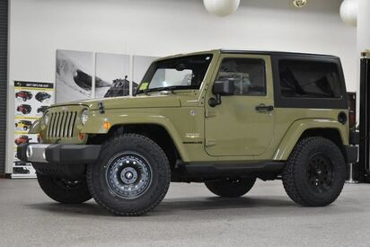 2013_Jeep_Wrangler_Sahara_ Boston MA