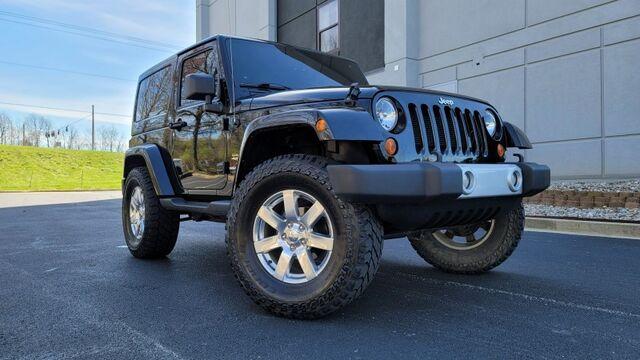 2013 Jeep Wrangler Sahara Georgetown KY