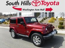 2013_Jeep_Wrangler_Sahara_ Washington PA