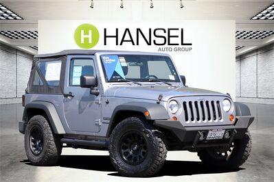 2013_Jeep_Wrangler_Sport_ Santa Rosa CA