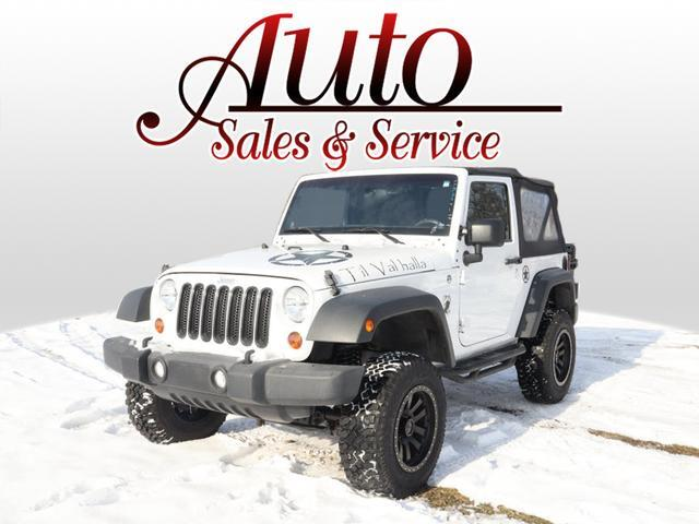 2013 Jeep Wrangler Sport 4WD Indianapolis IN