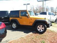2013_Jeep_Wrangler_Sport_ East Windsor CT