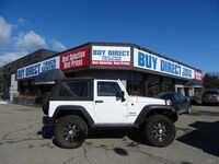 Jeep Wrangler Sport, Manual Transmission, Soft Top 2013