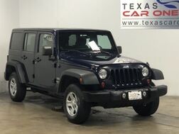 2013_Jeep_Wrangler_UNLIMITED SPORT 4WD HARD TOP CONVERTIBLE CRUISE CONTROL TOWING H_ Carrollton TX