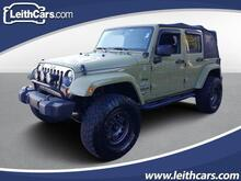 2013_Jeep_Wrangler Unlimited_4WD 4dr Freedom Edition *Ltd Avail*_ Cary NC