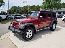 2013_Jeep_Wrangler Unlimited_4WD 4dr Sport_ Cary NC