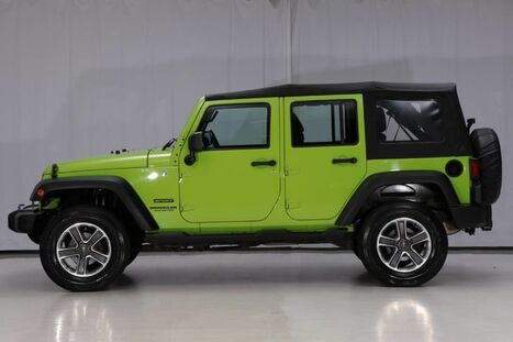 2013_Jeep_Wrangler Unlimited 4WD_Sport_ West Chester PA