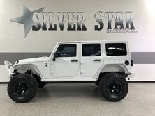 Jeep Wrangler Unlimited Custom V6 4WD 2013