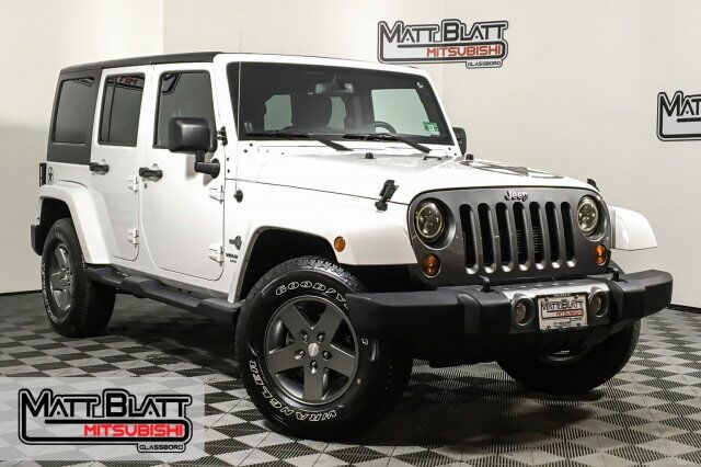 2013 Jeep Wrangler Unlimited Freedom Edition Egg Harbor Township NJ