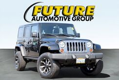 2013_Jeep_Wrangler Unlimited_Freedom Edition_ Roseville CA