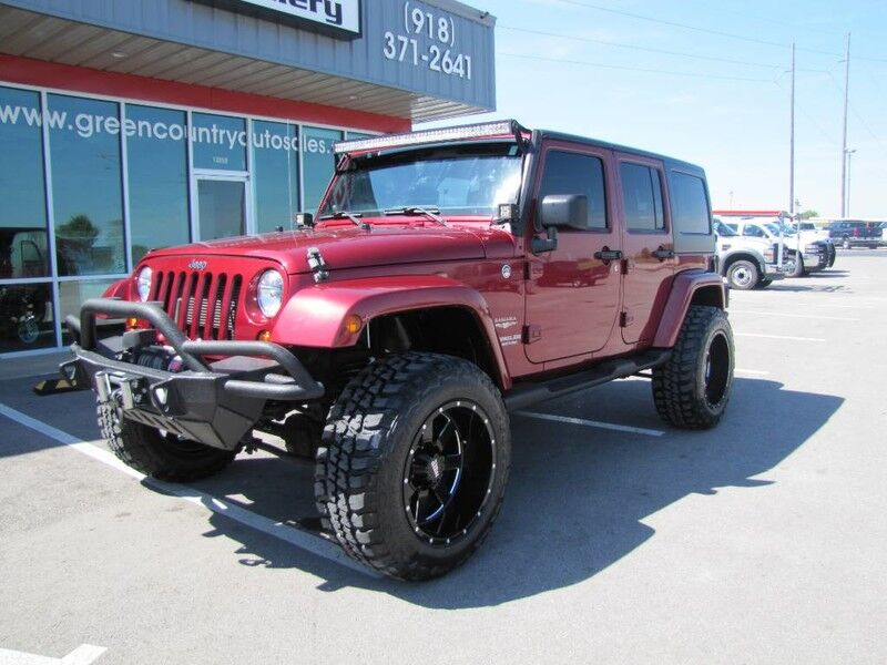 2013 Jeep Wrangler Unlimited Lifted 4x4
