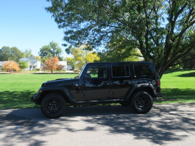 2013 Jeep Wrangler Unlimited Moab w/NAVIGATION Englewood CO