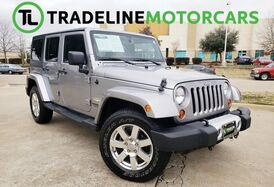 2013_Jeep_Wrangler Unlimited NAVIGATION, LEATHER, BLUETOOTH, AND MUCH MORE!!!_Sahara_ CARROLLTON TX