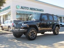 2013_Jeep_Wrangler_Unlimited Rubicon 4WD 3.6L 6CYL MANUAL, 4WD, NAVIGATION, PREMIUM WHEELS/TIRES,  BLUETOOTH_ Plano TX