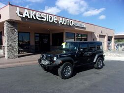 2013_Jeep_Wrangler_Unlimited Rubicon 4WD_ Colorado Springs CO