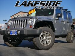 2013_Jeep_Wrangler_Unlimited Rubicon 4WD_ Colorado Springs CO