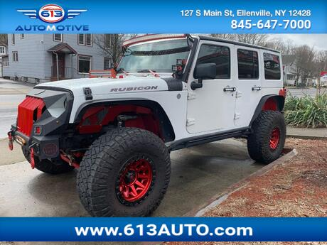 2013 Jeep Wrangler Unlimited Rubicon 4WD Ulster County NY