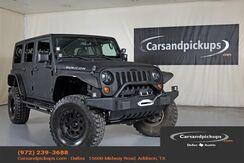 2013_Jeep_Wrangler Unlimited_Rubicon_ Dallas TX