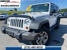 2013_Jeep_Wrangler_Unlimited Rubicon_ Campbellsville KY
