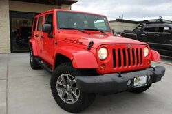 Jeep Wrangler Unlimited Rubicon CarFax 1 Owner 14 Service Records 2013