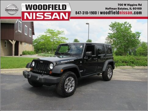 2013_Jeep_Wrangler_Unlimited Rubicon_ Hoffman Estates IL