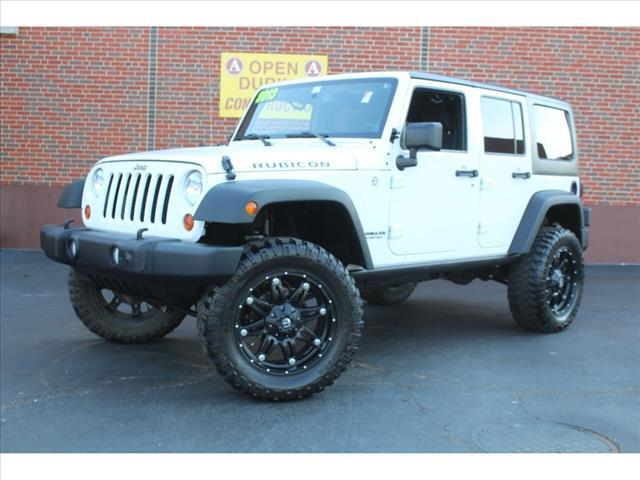 2013 Jeep Wrangler Unlimited Rubicon Merriam KS