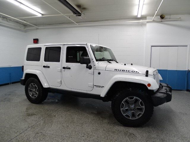 2013 Jeep Wrangler Unlimited Rubicon Plymouth WI
