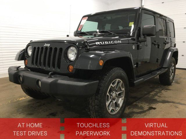 2013 Jeep Wrangler Unlimited Rubicon Sherwood Park AB
