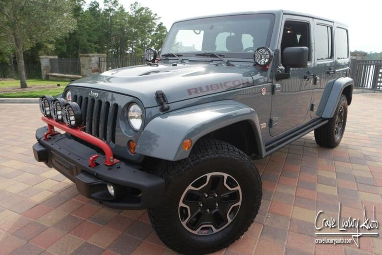 2013 Jeep Wrangler Unlimited Rubicon The Woodlands TX