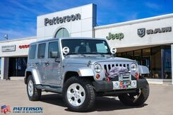 2013_Jeep_Wrangler Unlimited_Sahara_ Wichita Falls TX
