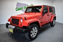 Jeep Wrangler Unlimited Sahara 4WD 2013