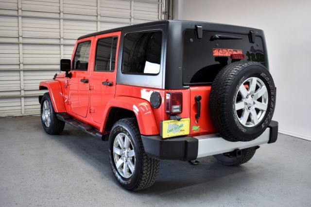 2013 Jeep Wrangler Unlimited Sahara 4WD Houston TX