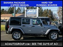 Jeep Wrangler Unlimited Sahara East Windsor CT