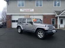 2013_Jeep_Wrangler Unlimited_Sahara_ East Windsor CT