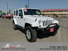 2013_Jeep_Wrangler Unlimited_Sahara_ Elko NV